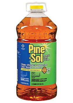 Pine Sol Janitorial Cleaning Solution