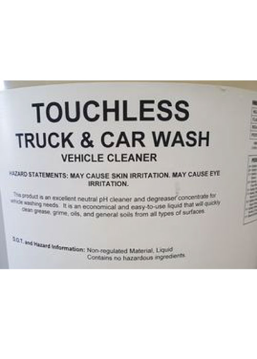 Touchless Truck & Car Wash Soap