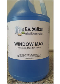 Window Cleanser by KW Solutions, Inc.